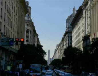BA Blick auf den Obelisk