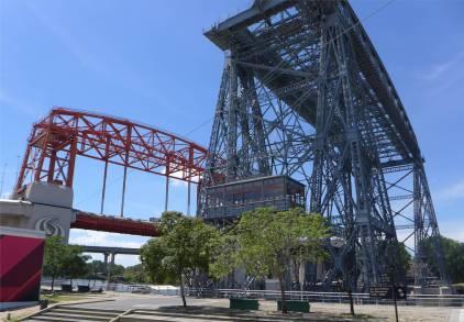 BA Brücke in La Boca