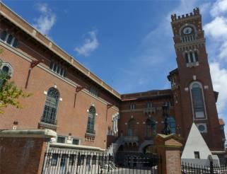 BA ehemalige Fabrik als Kulturzentrum