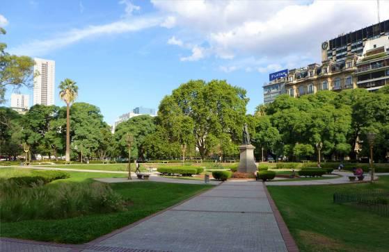 BA im Park