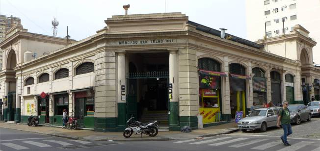 BA Mercado San Telmo
