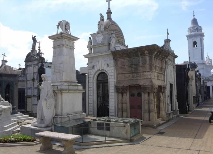 BA Recoleta Friedhof