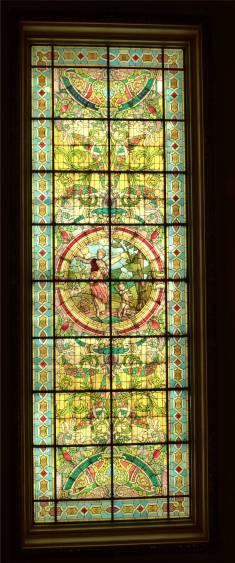 BA Teatro Colon noch ein hübsches Glasfenster