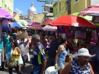 Recife voll und laut