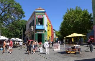 BA LaBoca das Postkartenhaus