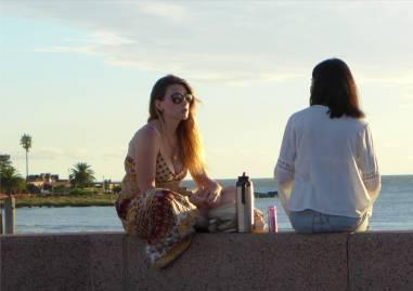 Montevideo alle trinken Mate