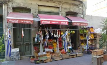 Montevideo Gemueseladen