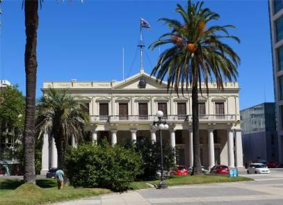 Montevideo hier wird regiert