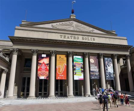 Montevideo Theater Solis