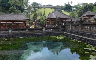 Bali Pura Tirta Empul die Quelle