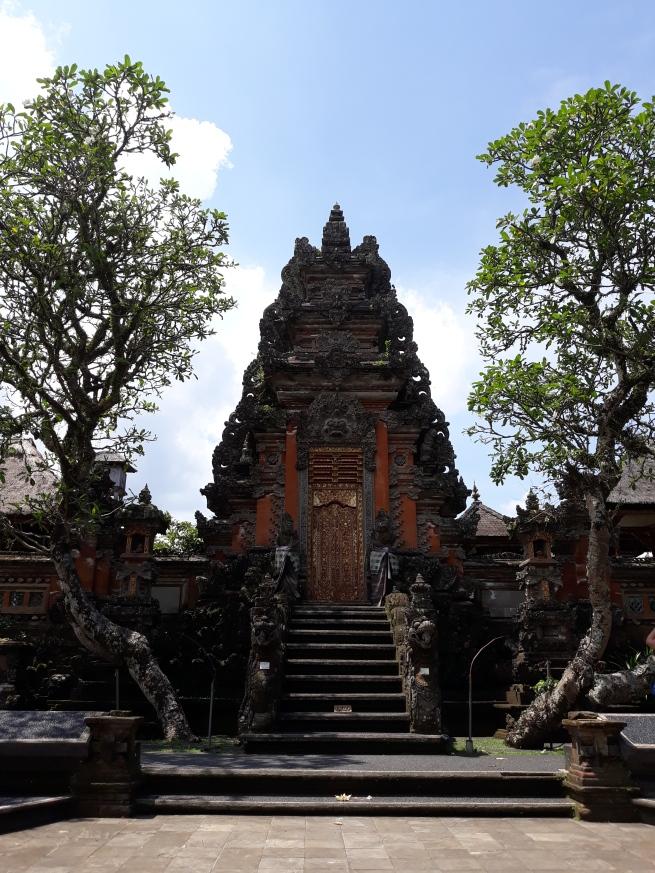 Bali so ein schöner Tempel
