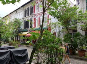 Singapore romantisch
