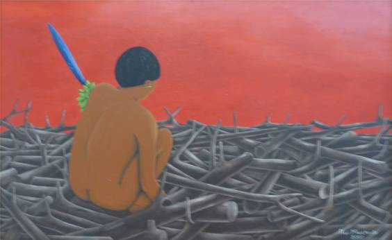 Manaus Desmatamento Abholzung Rui Machado