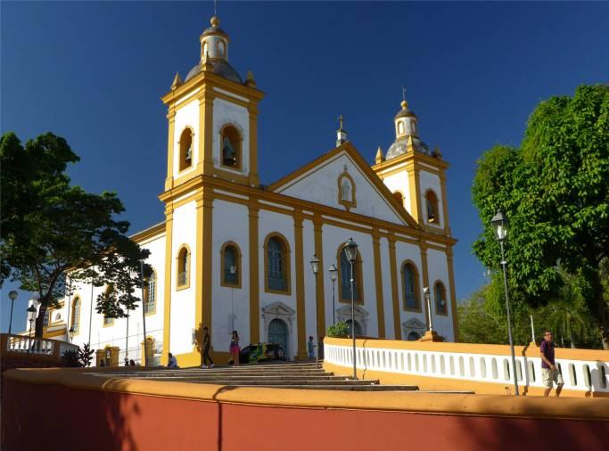 Manaus die Kathedrale