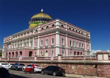 Manaus die Oper