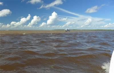 Manaus Encontro das Aguas 2
