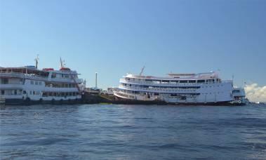 Manaus Fähren