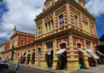 Manaus Markthalle