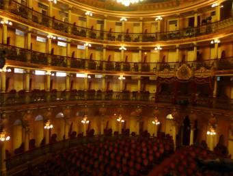 Manaus Oper der Saal