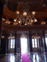 Manaus Oper prächtiger Ballsaal