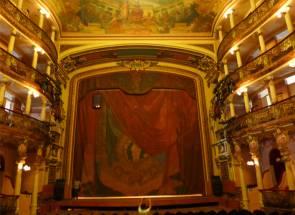 Manaus Oper Vorhang