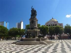 Manaus Operplatz