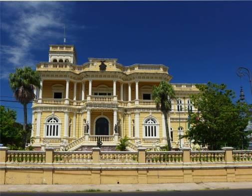 Manaus Palacio Rio Negro