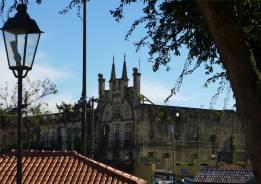 Manaus verfallene Gebäude gibt es genug