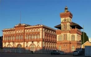Manaus Zollgebäude aus England