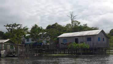 Uacari Boca Mamiraua Community