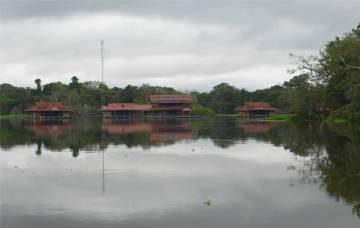 Uacari die Lodge