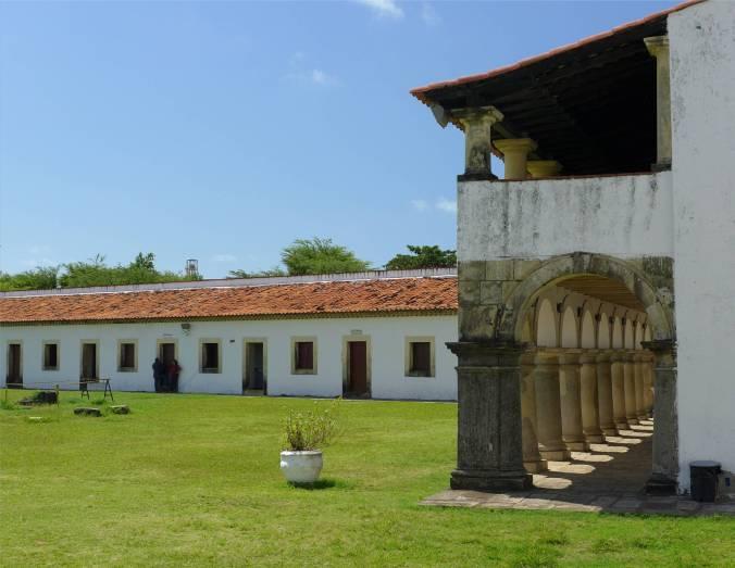 Cabedelo Fort Santa Catarina