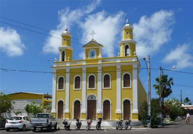 Cabedelo Kirche