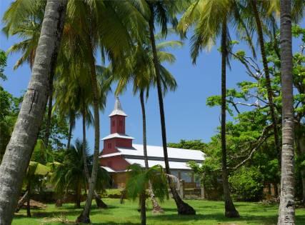 Ile Salut Kirche