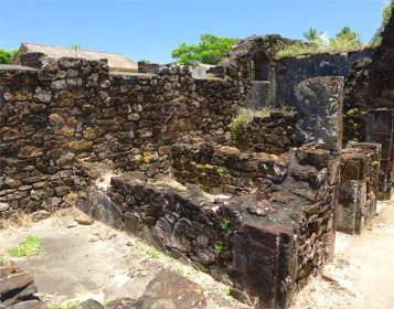Ile Salut Ruinen