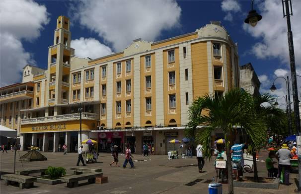 Joao Pessoa Paraiba Palace früher ein Hotel