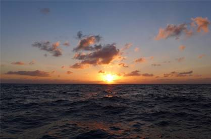 Unterwegs nach FG Sonnenaufgang