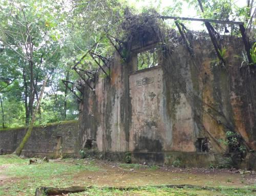 FG Ile Joseph Ruinen der Gefängnisse