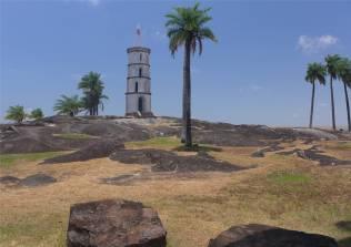FG Kourou Dreyfuss Turm