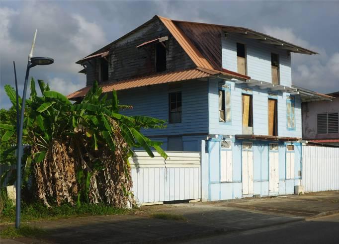 FG Kourou Haus mit Potiential