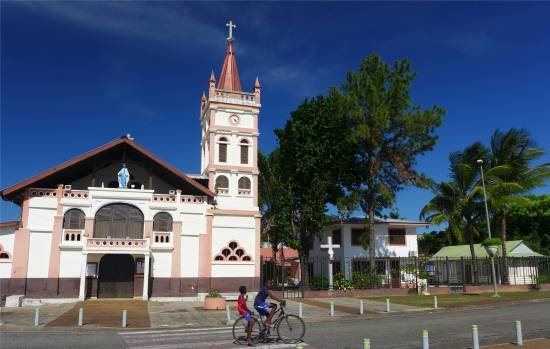 FG Sinnamary Kirche
