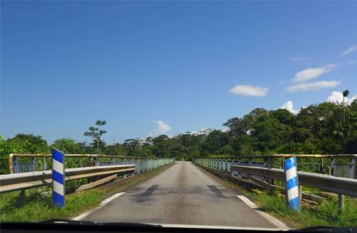 FG viele Brücken sind einspurig
