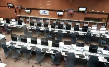 Kourou Space Ariane Kontrollzentrum