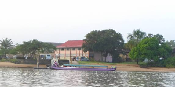 FG St Laurent Schulboot