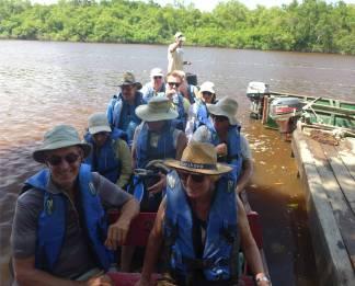 Suriname Bigi Pan Boarding
