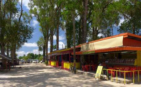 Suriname Domburg Dorfplatz