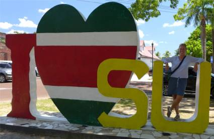Suriname gefällt