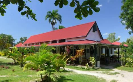 Suriname Plantagentag dieses Malerische Gebäude war das Gefängnis