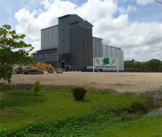 Suriname Wageningen hier soll er Reis landen
