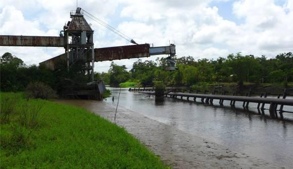 Suriname Wageningen hier wurden noch nicht renoviert